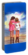 Friends Forever Portable Battery Charger