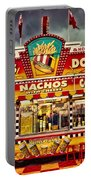 Fries Nachos Dogs Portable Battery Charger