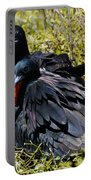 Frigatebirds In Love Portable Battery Charger