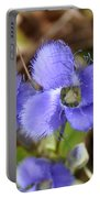 Fringed Gentian 1 Portable Battery Charger