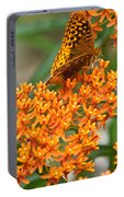 Frittalary Milkweed And Nectar Portable Battery Charger