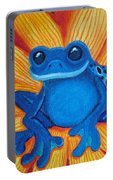 Frog And Lady Bug Portable Battery Charger