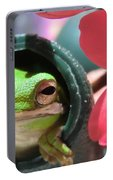 Frog At Selby Portable Battery Charger
