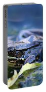 Frog In Water Portable Battery Charger