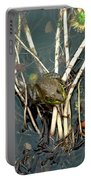 Frog On A Stick Portable Battery Charger