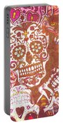 From A Tribal Design Portable Battery Charger