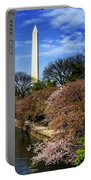 From The Basin To The Monument Portable Battery Charger