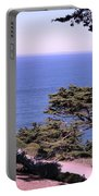 From The Cliff Of Lands' End 02 Portable Battery Charger