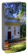 Front Of A Small Church Portable Battery Charger