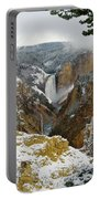 Frosted Canyon Portable Battery Charger