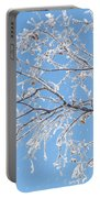 Frosty Branch Portable Battery Charger