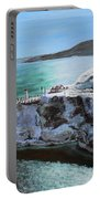 Frosty Fort Amherst Portable Battery Charger