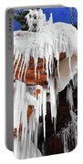 Frozen Apostle Islands National Lakeshore Portable Battery Charger