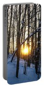 Frozen Sun Portable Battery Charger