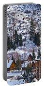 Frozen Village V2 Portable Battery Charger