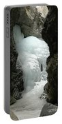 Frozen Zapata Falls Portable Battery Charger
