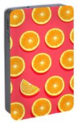 Fruit 2 Portable Battery Charger by Mark Ashkenazi