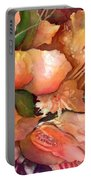 Fruit And Flowers Portable Battery Charger
