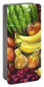 Fruit Basket Portable Battery Charger