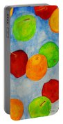Fruit Drops Portable Battery Charger