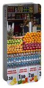 Fruit Just Stand Portable Battery Charger