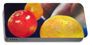 Fruit Lips Portable Battery Charger