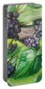 Fruit On The Vine Portable Battery Charger