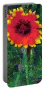 Fruit Salad Flower Portable Battery Charger