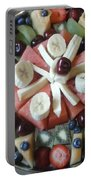 Fruit Spiral Portable Battery Charger