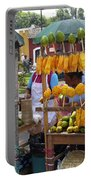Fruit Stand Antigua  Guatemala Portable Battery Charger