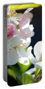 Fruit Tree Blossom Portable Battery Charger