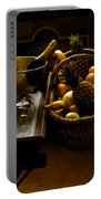 Fruits Of France Portable Battery Charger