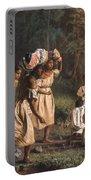 Fugitive Slaves, 1867 Portable Battery Charger