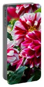 Full Blooms Portable Battery Charger