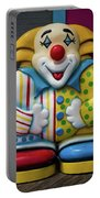 Fun House Clown Point Pleasant Nj Boardwalk Portable Battery Charger