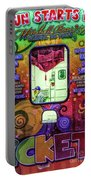 Fun Starts Here - Traveling Fair Portable Battery Charger