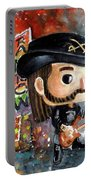 Funko Lemmy Kilminster Out To Lunch Portable Battery Charger
