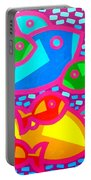 Funky Fish Portable Battery Charger