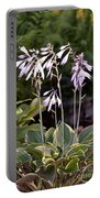 Funky Hostas Portable Battery Charger