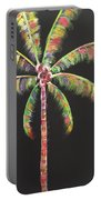 Funky Palm Tree Portable Battery Charger