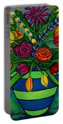 Funky Town Bouquet Portable Battery Charger