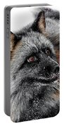 Funny Little Furry Face Portable Battery Charger