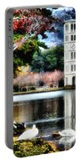 Furman University Bell Tower Portable Battery Charger