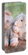 Furry Friends Portable Battery Charger