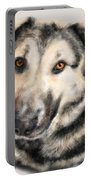 Furry Pooch Portable Battery Charger