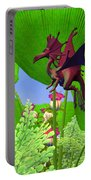 Fury Flying Dragon Portable Battery Charger