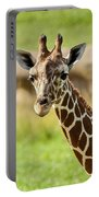 G Is For Giraffe Portable Battery Charger