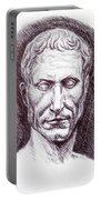 Gaius Julius Caesar Portable Battery Charger