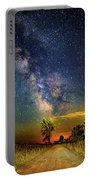 Galactic Dirt Road Portable Battery Charger