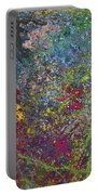 Galactic Spring_by Aatmica Portable Battery Charger